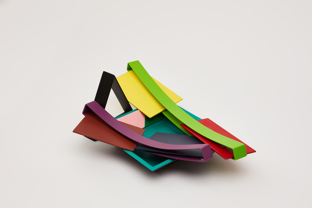 , 'Download Stretch Float Maquette,' 2013, Luhring Augustine