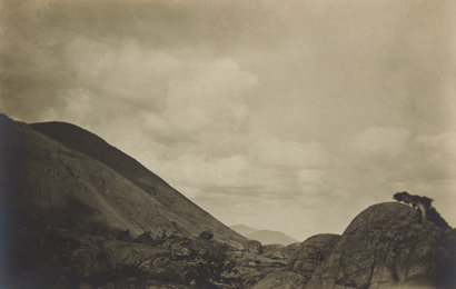 Anne Brigman, 'Sierran Landscape,' 1927, Phillips: The Odyssey of Collecting
