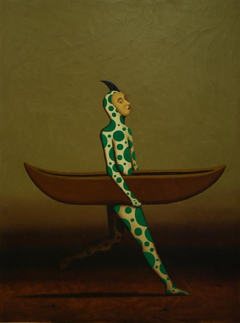 , 'La Canoa,' 2017, Spence Gallery