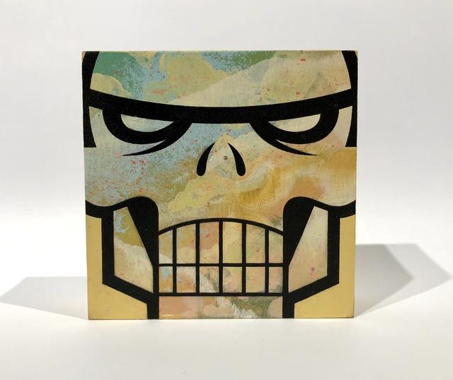 matt siren, 'Transformer Mask #10', 2018, Woodward Gallery