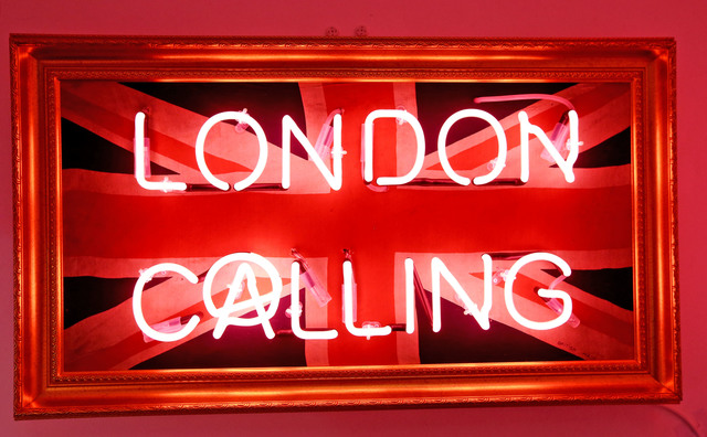 , 'London Calling ,' 2017, Imitate Modern