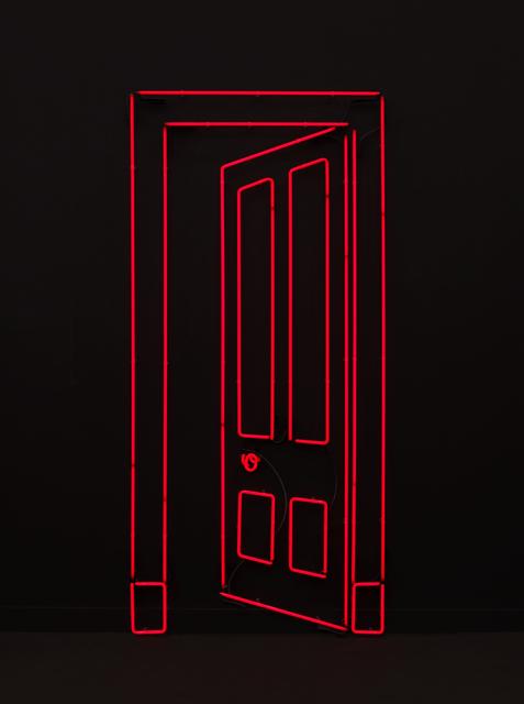 , 'Port (Red),' 2012, Ben Brown Fine Arts