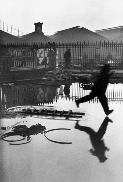 , 'Behind the Gare St. Lazare,' 1932, Robert Klein Gallery
