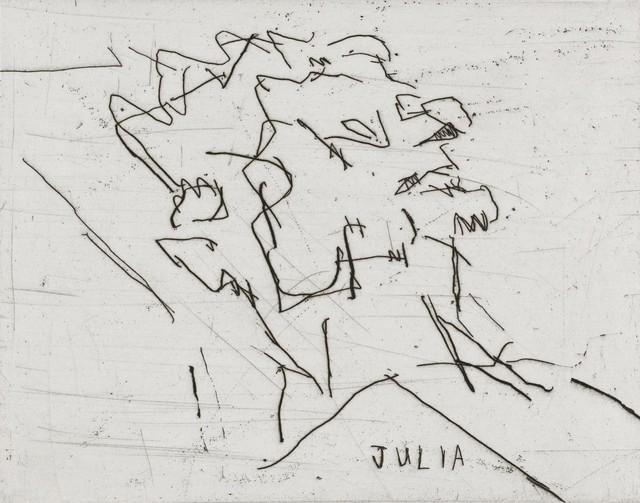 , 'Julia (1994),' 1994, Castlegate House Gallery