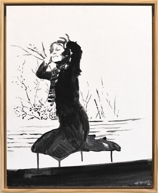 , 'Ladies of Lake Worth: Kneeling Pose #1 - Gaze,' 2016, Jen Mauldin Gallery