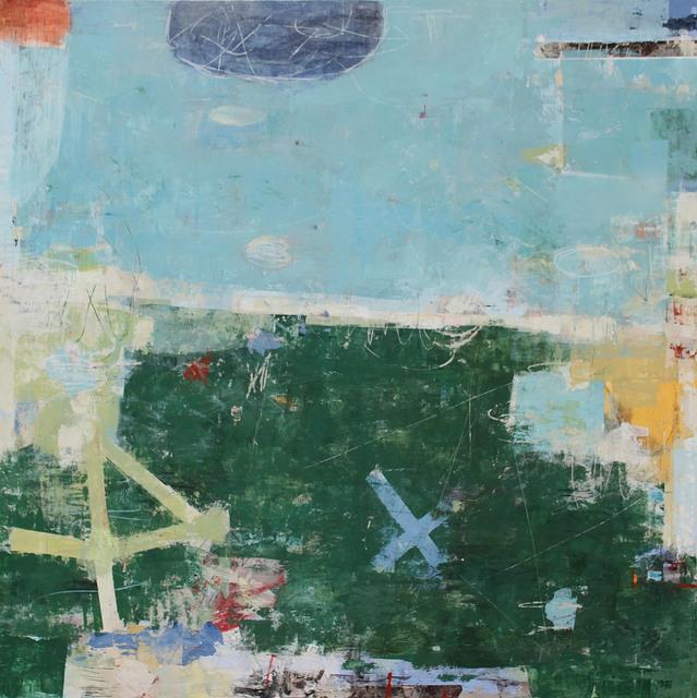 , 'Target, Half-Glimpsed,' 2017, Patricia Rovzar Gallery