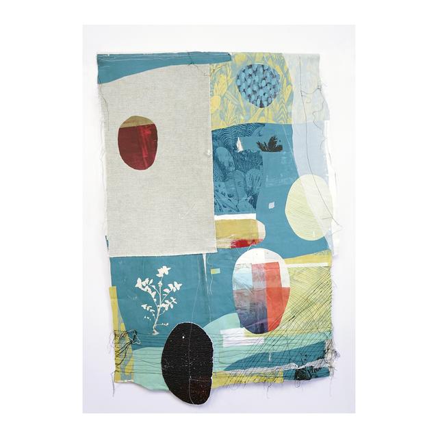 , 'Fabric series 3,' 2018, Galleria Varsi