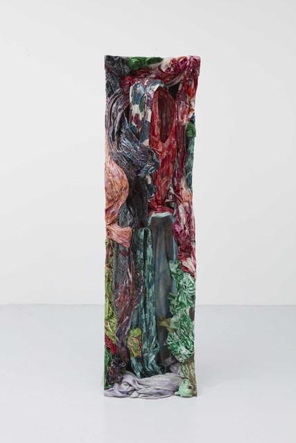 , 'Untitled (Standing Block 002.18),' 2018, Casey Kaplan