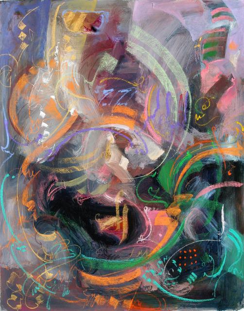 Mahmood Sabzi, 'Untitled Abstract No. 4', 2017, Janet Rady Fine Art