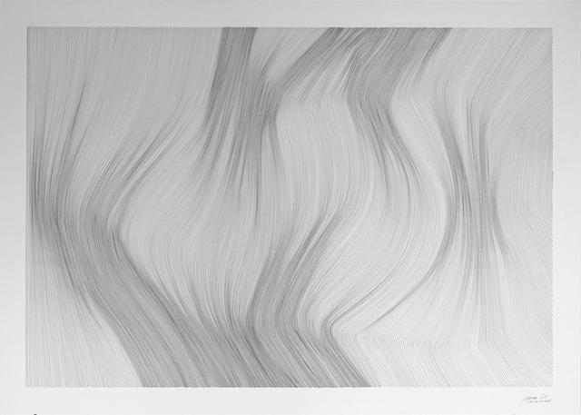 , 'Each Line One Breath,' 2018, PARKVIEW ART Hong Kong