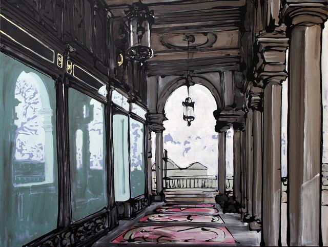 , 'Metropol,' 2016, Galerie Alex Schlesinger