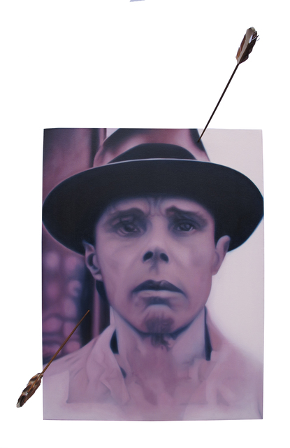 , 'A Pack of Albeit Fabricated Story (show your wounds): After Joseph Beuys,' 2014, Finale Art File