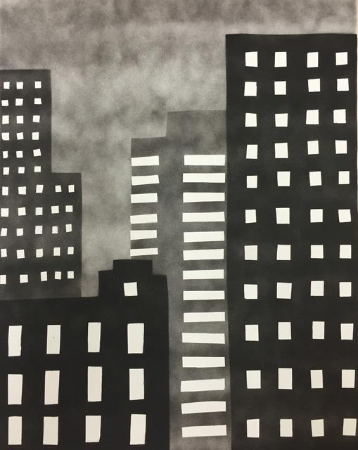 , 'NEW YORK 80,' 2015, Elizabeth Harris Gallery
