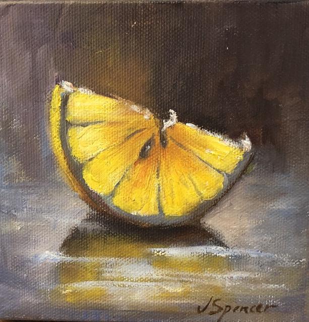 , 'Lemon Wedge,' , Stafford Gallery