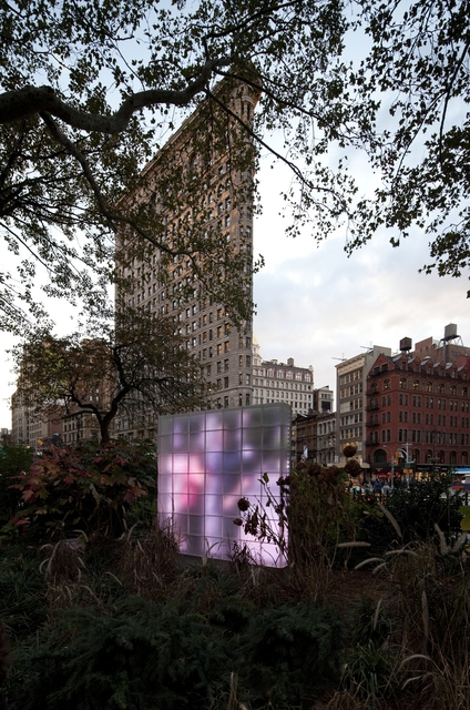 , 'Broken Window,' 2010, Madison Square Park