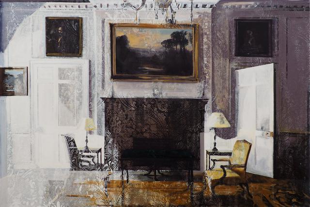 , 'Conversation,' 2018, Cynthia Corbett Gallery