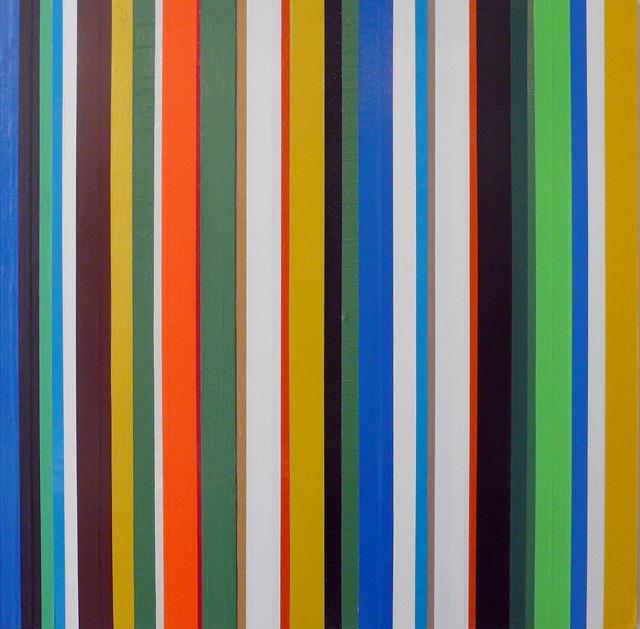 Francisco Sobrino, 'Sin título', 2010, Museo de Arte Contemporáneo de Buenos Aires