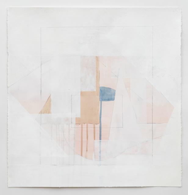 , 'Rose Haze,' 2017, Sears-Peyton Gallery