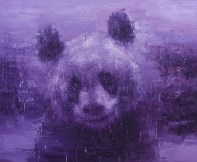 , 'Shan Shui with Panda 1807,' 2018, Nanda\Hobbs