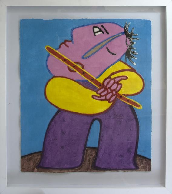 , 'Tocando la Flauta,' , Gallery 901