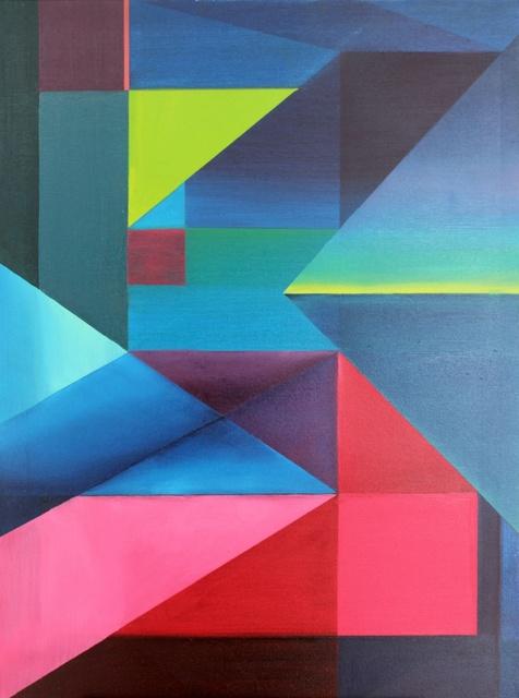 , 'Composition 8,' 2016, Gallery Katarzyna Napiorkowska   Warsaw & Brussels