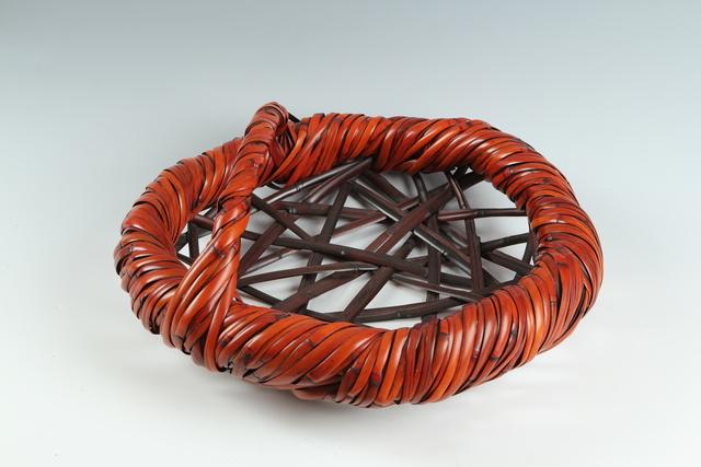 , 'Bamboo Basket (T-3725),' Heisei era (1989-present) ca. 2005, Erik Thomsen
