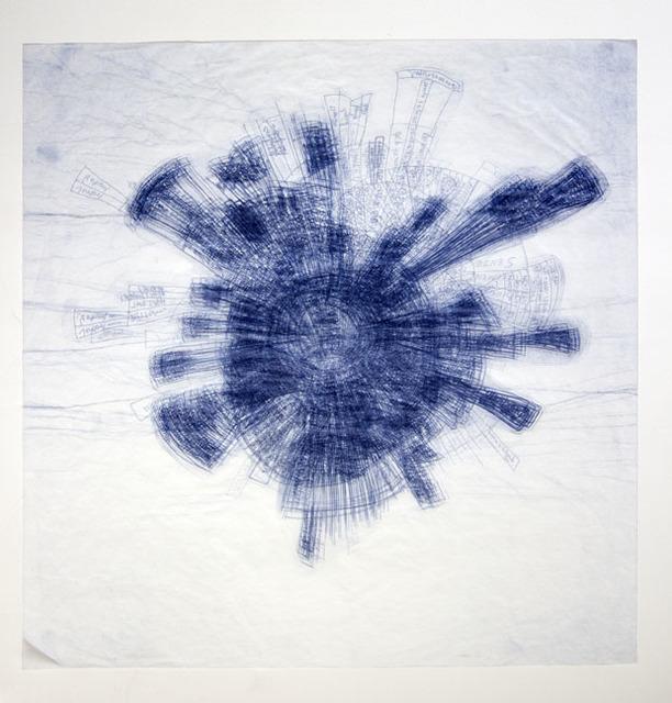 , 'circles,' 2012, Elizabeth Leach Gallery