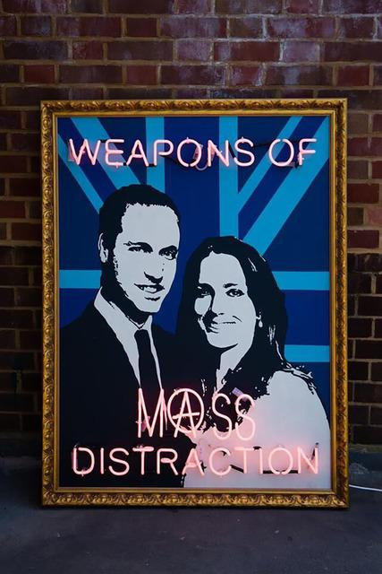 Mark Sloper, 'Weapons of Mass Destruction', Flat Space Art