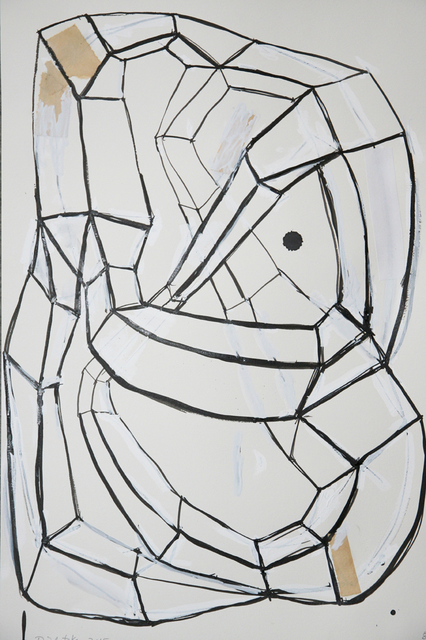 , 'Knot Drawing # 8 ,' 2016, ZINC contemporary