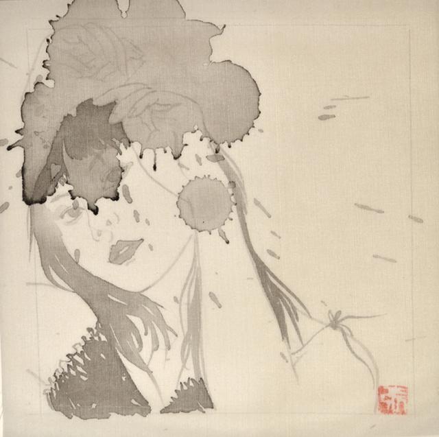 Zhang Yuanfeng, 'Portrait of a Young Girl 3', 2014, Ronin Gallery