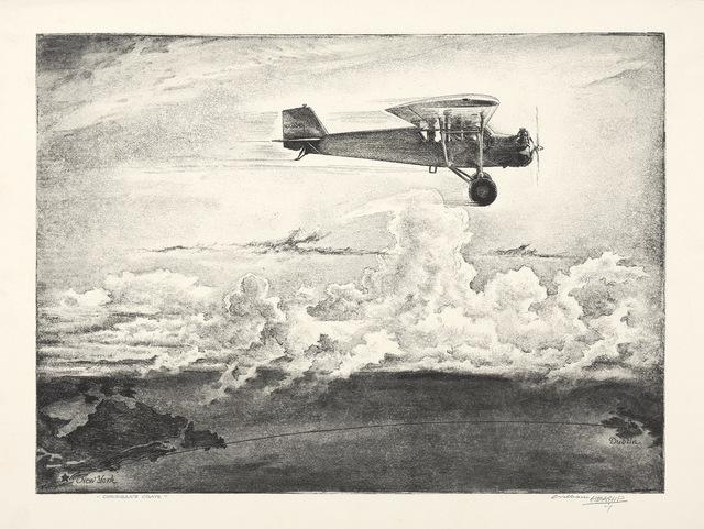 William Heaslip, 'Bailing Out; Corrigan's Crate; Hark The Herald Angels; Night Flight; Test Pilot; Thunderbird', Doyle