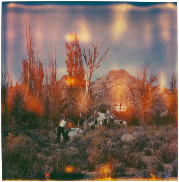 Stefanie Schneider, 'Blue Day', 2003, Instantdreams