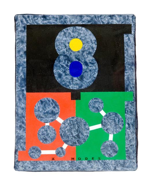 , 'A Model,' 1987, Estrada Fine Art