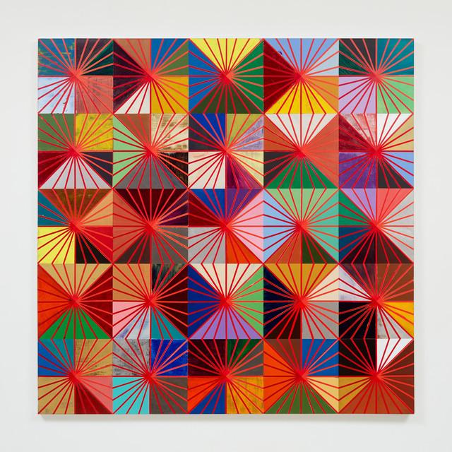 Luiz Zerbini, 'Matemático Vermelho', 2019, Sikkema Jenkins & Co.