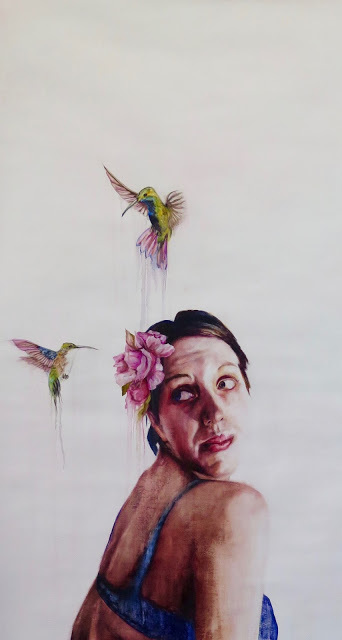 , 'Laura I,' 2016, Tanya Baxter Contemporary