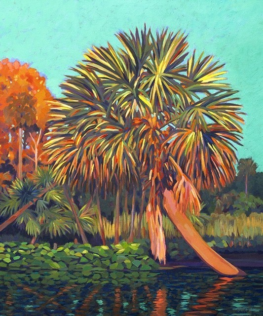 , 'Wekiva Chief,' 2013, 530 Burns Gallery