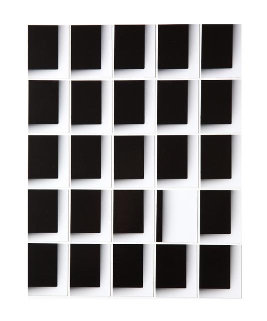 , 'Grid 13,' 2017, Kopeikin Gallery