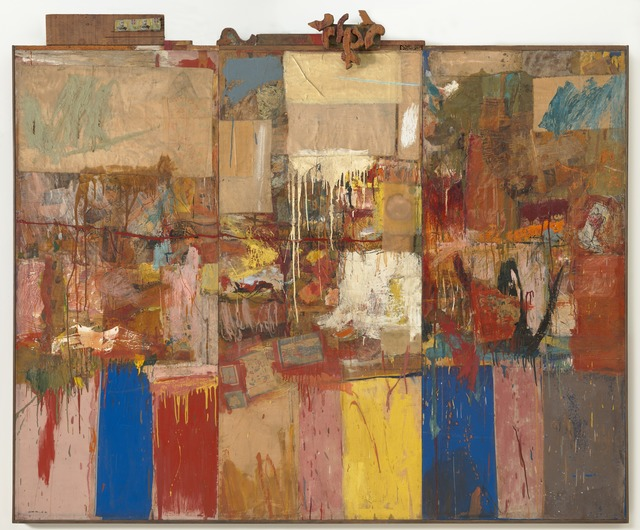 Robert Rauschenberg, 'Collection', 1954/1955, San Francisco Museum of Modern Art (SFMOMA)