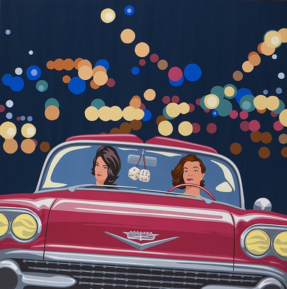 , 'Night Drive,' , Joanne Artman Gallery