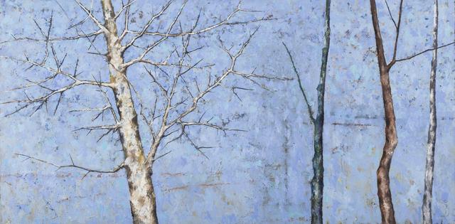 , 'O pomar luz do fim da tarde,' 2000, Simões de Assis Galeria de Arte