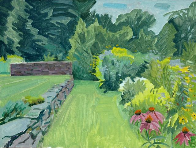 Richard Kirk Mills, 'Echinacea and Rudbeckia', 2017, Blue Mountain Gallery