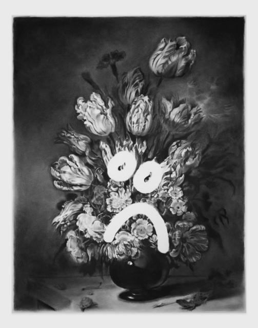 , 'Fretful Flowers,' 2015, The Hole