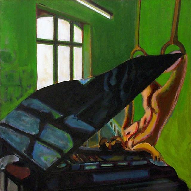 , 'O. T. (Flügel II),' 1991, Galerie Ostendorff
