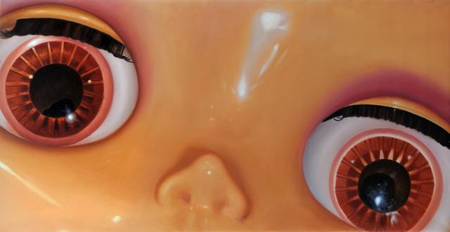 Yoshihiro Fujita, '504170', 2008, Painting, Oil on Canvas, Galerie Jacob Paulett