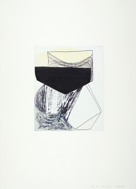 , 'Untitled,' 2016, Printer's Proof