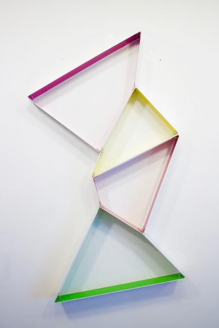 ", '""Polygon *1"",' 2017, Galerie Dutko"