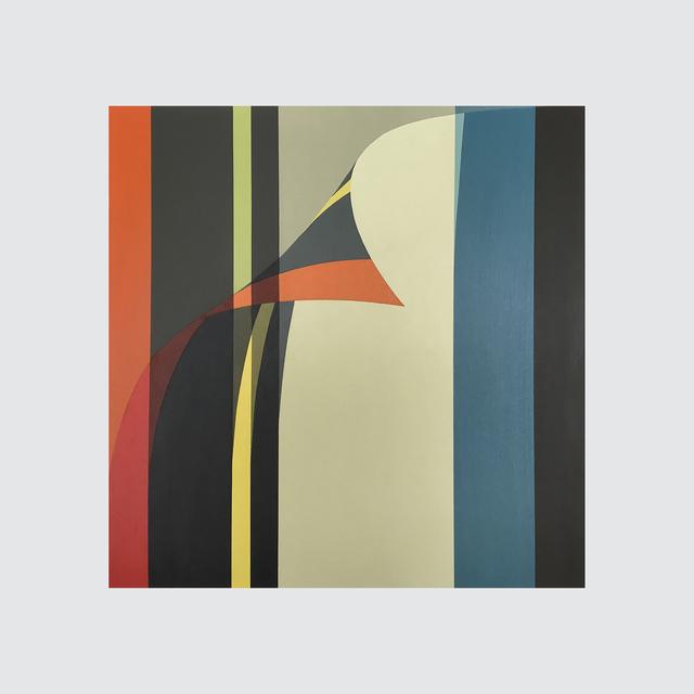 , 'Interruption #23,' 2016, Zhou B Haus der Kunst