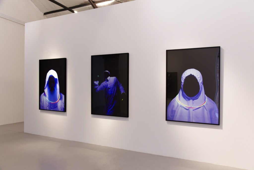 Abdul Abdullah, 'I See A Darkness', Installation view at Future Perfect.