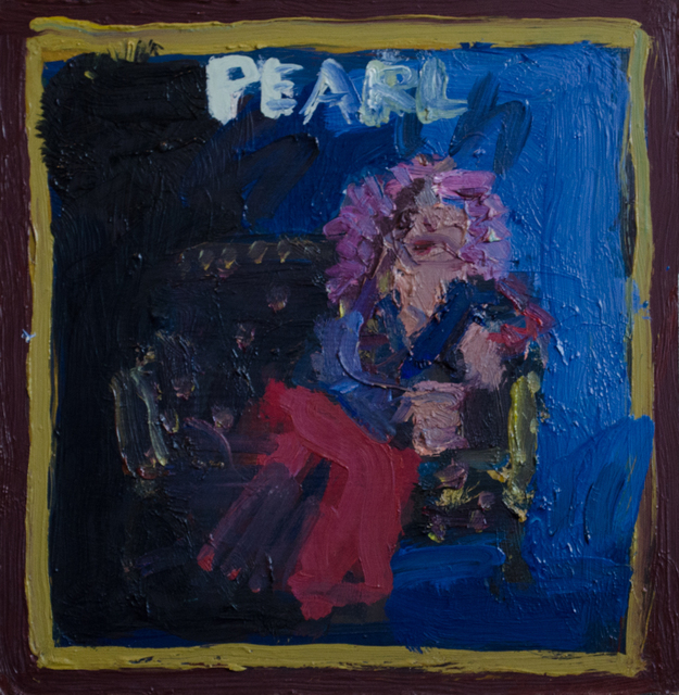 , 'Pearl,' 2016, yours mine & ours