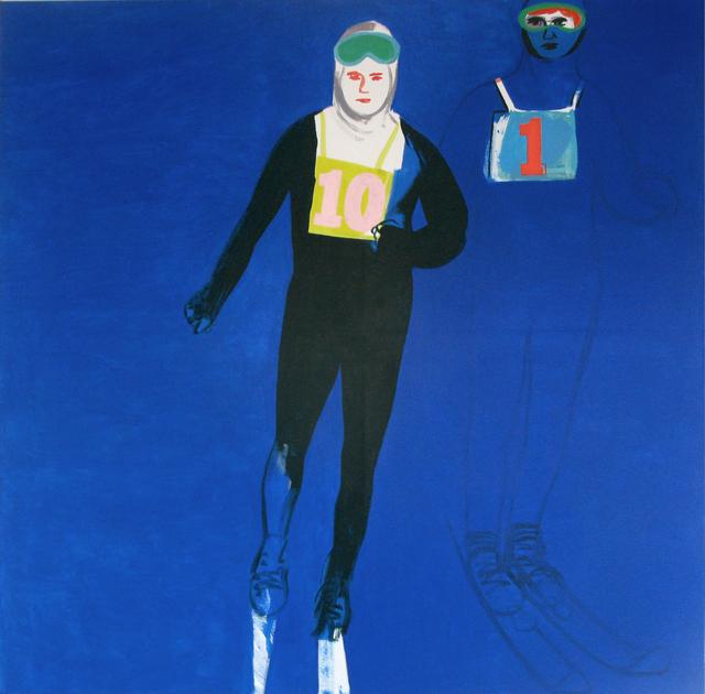 , 'Relay,' 2014, Galerie Sandhofer